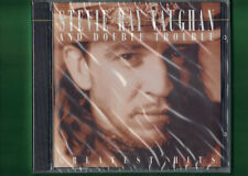 STEVIE RAY VAUGHAN -  GREATEST HITS  CD  NUOVO SIGILLATO
