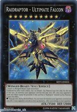 SHVI-EN053 Raidraptor - Ultimate Falcon Super Rare UNL Edition Mint YuGiOh Card