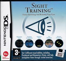 Gioco NINTENDO DS Sight Training / Enjoy Exercising and Relaxing Your Eyes