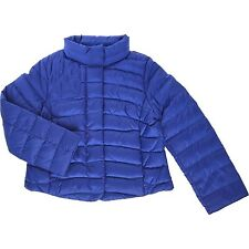 girls RALPH LAUREN Quilted DUCK DOWN JACKET 2Y Royal Blue (92cm) BNWT