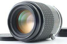 【 NEAR MINT++】Nikon Ai-S Micro Nikkor 105mm f/2.8 MF Telephoto from Japan #386