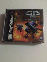 G-Police (Sony PlayStation 1, 1997) CIB