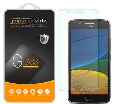 Supershieldz Tempered Glass Screen Protector Saver For Motorola Moto G5