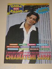 ONDA TIVU RADIO TASCABILE=FIORELLO RADIO ITALIA=ANNI '90=