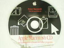 Apple Power Macintosh 7500/100, and 8500/120 Install/Restoration CD