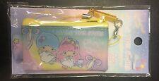 (A133) Sanrio Little Twin Stars mini card holder /mini mesh bag for coins / Usb