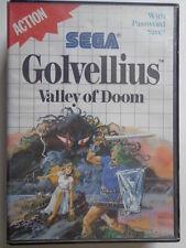 Master System - Golvellius Valley of Doom (mit OVP) 10633403