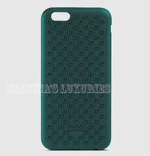 GUCCI iPHONE 6 CASE COVER GREEN BIO-PLASTIC GG GUCCISSIMA LOGO