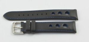 Di-Modell Leather Bracelet Rallye Wapro 20MM With Buckle Clasp 18MM New