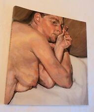 1987, Lucian Freud: Paintings, Published by The British Council, SB, 1st, VG+