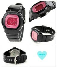 BG-5601-1D Black Casio Baby-G Digital Display Watch New Women's New