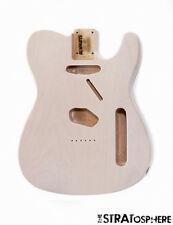NEW Fender Lic Telecaster BODY for Fender Tele White Blonde Transparent TBF-WH