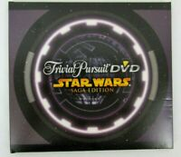 Trivial Pursuit Star Wars Saga Edition 2 DVD only Replacement game piece part