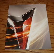 Original 2009 Pontiac Full Line Deluxe Sales Brochure 09 G8 G6 G5 Vibe Torrent