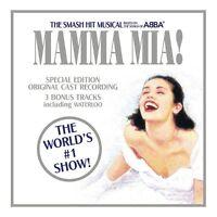 MAMMA MIA MUSICAL CD SPECIAL EDITION +3 TRACKS ABBA NEW+
