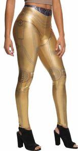 Star Wars C-3PO  Adult Leggings