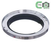 LR-PK Adapter Leica R Lens to Pentax K PK Mount K10D K-7 K-x K-r 3 5 7 r x K100D