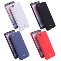 For Xiaomi Redmi 6 Case, Slim Ultra Soft Gel Phone Cover - Matte Anti-scratches
