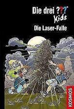 Die drei ??? Kids, 72, Die Laser-Falle von Boris Pfeiffer (2017, Gebundene Ausgabe)