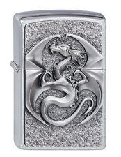Zippo Feuerzeug Dragon 3D Emblem, Anne Stokes Design Collection 2012 Nr. 2002545