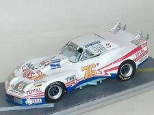 Bizarre/ Spark BZ10  Chevrolet Corvette #76, Greenwood 1976 Le Mans, Resin  1/43