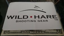 Wild Hare Shooting Gear Vinyl OEM Original Sticker Decal