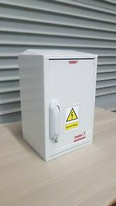 GRP Electric Enclosure, Kiosk, Cabinet, Meter Box, Housing (W260, H400, D245) mm