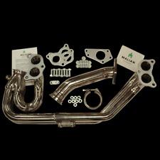 "Subaru Impreza WRX/STi V-Band Exhaust Manifold + 2.5"" Uppipe, EJ20, 92 to 05"