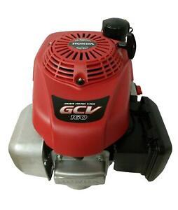 "GCV 160 Honda 5.5hp Over Head Cam Motor 7/8"" x 1-7/8"" Vertical Shaft Engine"