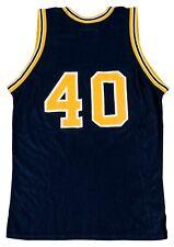 1994-95 Randy Moss Game Worn DuPont High School Basketball Jersey Miedema LOA