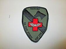 b7142 US Army Vietnam 1st Cavalry Division Medevav So that others OD IR36F