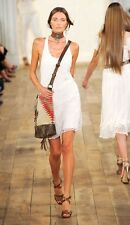 Ralph Lauren Collection Women's Emb. Short Dress Spring Runway 2011- Sample Size