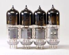 4 x 6E5P RUSSIAN REFLEKTOR OUTPUT TETRODE TUBES NEW NOS FROM 1979