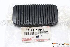 Toyota Tacoma 4Runner Previa Genuine OEM Automatic Brake Pedal Pad  47121-12011