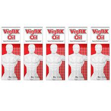 VigRX OIL 5 Months Male Enhancement BIG HARD BEST ENLARGEMENT Plus Stamina