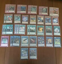 Base Mazzo Deck Crociatia/Mizzile/ Dragon Link - 44 Carte ITA/ENG - NM