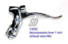 LEVA DECOMPRESSIONE 1 pollici manubrio 1 inch bar ex valve lifter NORTON AJS Rudge