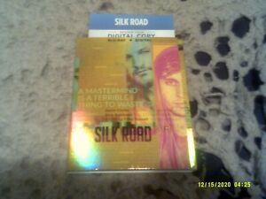 silk road 2021 ....D.C DIGITAL COPY CODE.... OF BLU-RAY DRAMA THRILLER crime