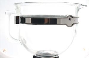 W10532186 KitchenAid Stand mixer glass jar - 7qt