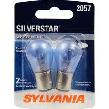Sylvania Silverstar 2057ST BP Brake Light Blister Pack- Pair