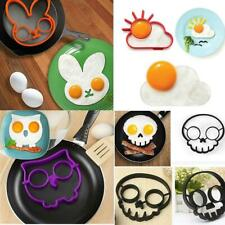 Cooking Tools Thickening Stainless Steel Fried Egg Omelette Moulds Shaper Mould