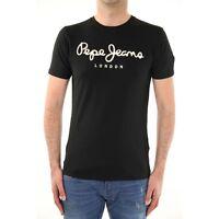 T Shirt Pepe jeans stretch homme manche courte XS S M L XL Divers colorie