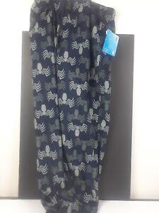 Marvel Spiderman Official Mens Lounge Pants Pyjama Bottoms Size M
