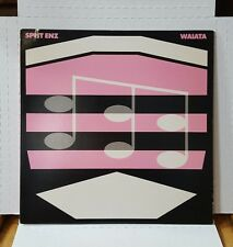 Split Enz Waiata vinyl record SP-4848
