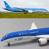•• SALE •• Xiamen Air B787-9 Reg: B-1356  JC Wings 1:400 Diecast Models