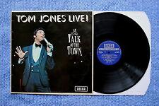 TOM JONES / LP DECCA SKL.4874 / 1967 ( GB )