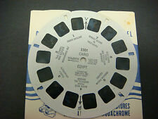 Sawyer's Viewmaster Reel,1950, Cairo Egypt Citadel & Mosque Mohammed Ali #3301