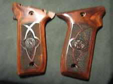 Smith Wesson .22LR VICTORY Chkrd/Stippled Rosewood Pistol Grips w/S&W Logo NEW!