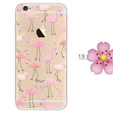 iPhone SE/5s/5 Cover Hülle Case Bumper Silikon TPU Schutzhülle Motiv 13 Aus🇩🇪
