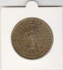 Monnaie de Paris 2007: Numismates de Bruxelles (c057)
